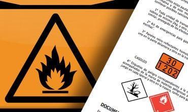 Etiquetas de precaución